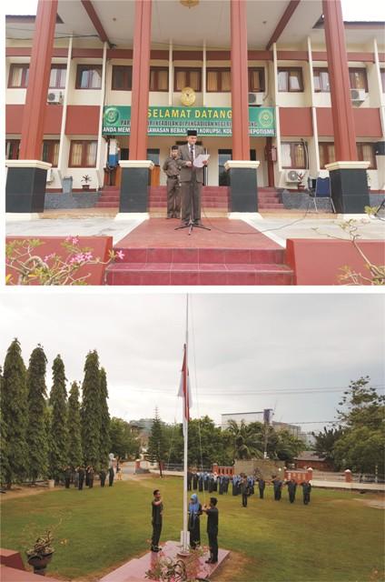 Upacara Hari Pahlawan 10 November 2017