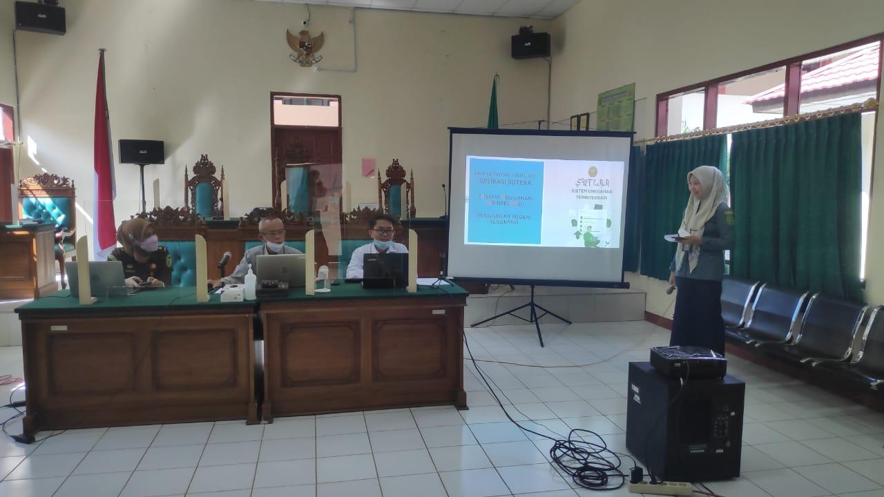 PN Sengkang Launching Aplikasi SUTERA